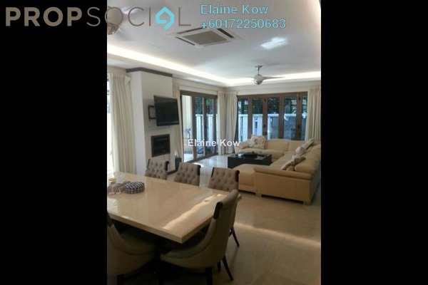 Semi-Detached For Sale in Amarin Kiara, Mont Kiara Freehold Semi Furnished 5R/6B 4.3m
