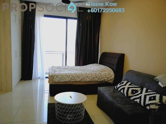 Serviced Residence For Sale in Nadi Bangsar, Bangsar Freehold Fully Furnished 1R/1B 690k