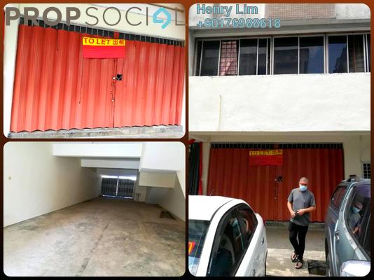 Shop For Rent in Taman Daya, Kepong Freehold Unfurnished 0R/0B 4.2k