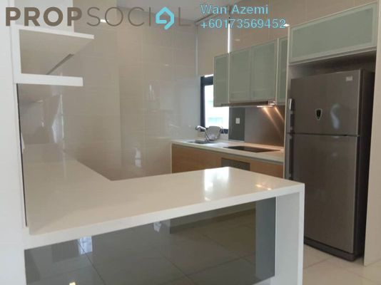 Condominium For Rent in Mirage Residence, KLCC Freehold Fully Furnished 2R/2B 4k