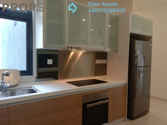 Condominium For Sale in Mirage Residence, KLCC Freehold Fully Furnished 2R/2B 1.9m