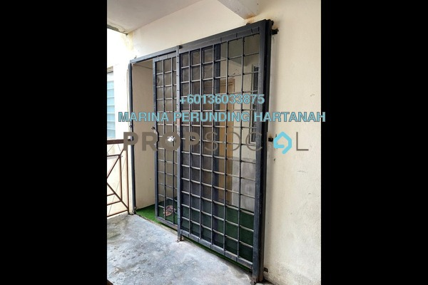 Apartment For Sale in Desa Temenggung, Batu Caves Freehold Unfurnished 3R/2B 240k