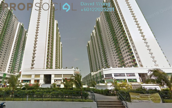Shop For Sale in OUG Parklane, Old Klang Road Freehold Unfurnished 0R/0B 1.48m