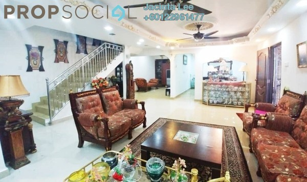 Terrace For Sale in Mutiara Puchong, Puchong Freehold Semi Furnished 4R/4B 729k