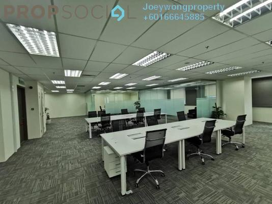 Office For Rent in KL Eco City, Mid Valley City Freehold Fully Furnished 0R/0B 30k