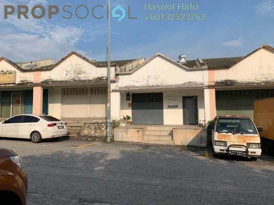 Shop For Rent in BP3, Bandar Bukit Puchong Freehold Unfurnished 0R/0B 2.1k