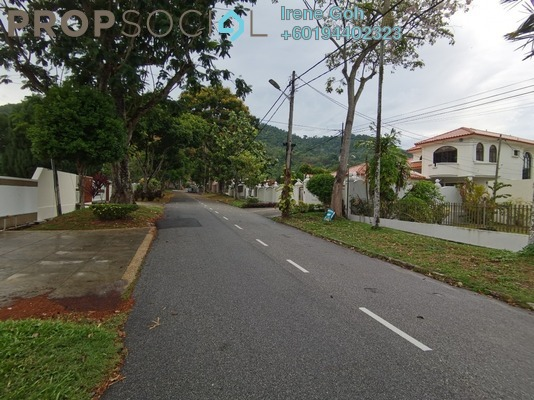 Bungalow For Rent in Taman Jesselton Height, Georgetown Freehold Unfurnished 7R/5B 5k