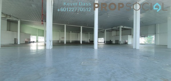 Factory For Rent in Hicom-Glenmarie Industrial Park, Shah Alam Freehold Semi Furnished 3R/3B 75k