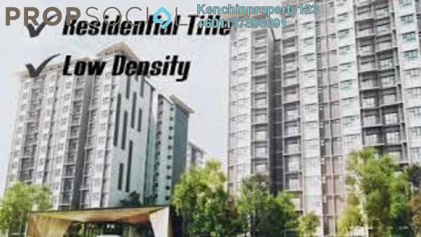 Condominium For Sale in Taman Subang Murni, Subang Leasehold Fully Furnished 3R/4B 450k