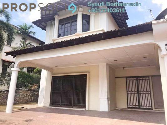 Semi-Detached For Sale in BRP 5, Bukit Rahman Putra Freehold Semi Furnished 5R/4B 1.28m