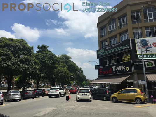 Shop For Rent in Kenari, Bandar Puchong Jaya Freehold Semi Furnished 0R/0B 21k