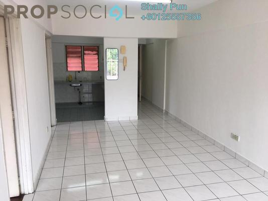 Condominium For Rent in Green Avenue, Bukit Jalil Freehold Semi Furnished 2R/1B 1k