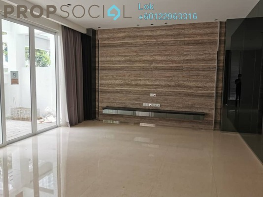 Superlink For Sale in Scenaria, Segambut Freehold Semi Furnished 4R/4B 2.9m