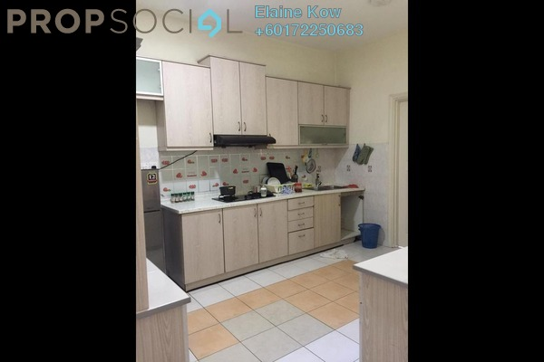 Townhouse For Sale in Parkville Garden Townhouse, Sunway Damansara Freehold Semi Furnished 3R/3B 760k