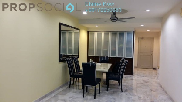 Condominium For Sale in Sunway Sutera, Sunway Damansara Freehold Fully Furnished 3R/2B 600k