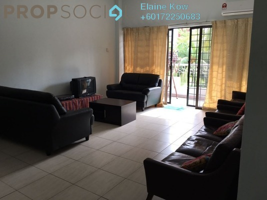 Apartment For Sale in Sri Bangsar Apartment, Bangsar Freehold Fully Furnished 2R/2B 650k