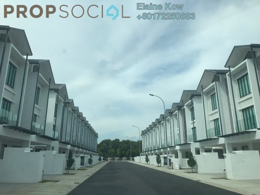 Terrace For Sale in BP10, Bandar Bukit Puchong Freehold Unfurnished 4R/3B 775k