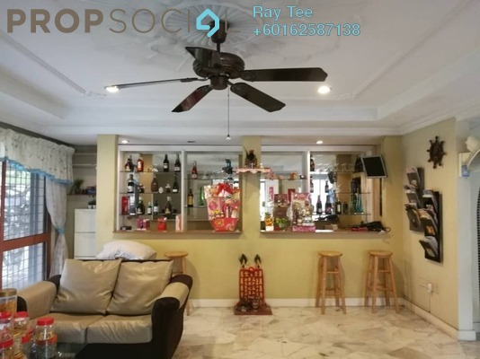 Bungalow For Sale in Taman OUG, Old Klang Road Freehold Fully Furnished 5R/4B 2.2m
