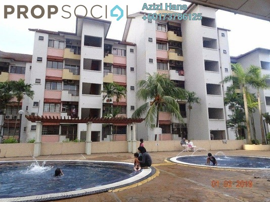 Condominium For Sale in Anjung Villa, Sentul Freehold Fully Furnished 3R/2B 529k