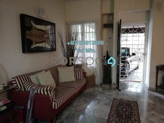 Terrace For Sale in Gasing Indah, Gasing Heights Freehold Fully Furnished 3R/2B 1.15m