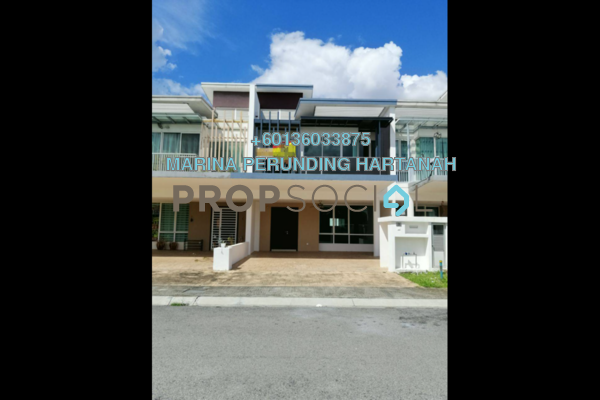 Terrace For Sale in Cassia @ Garden Residence, Cyberjaya Freehold Unfurnished 5R/5B 880k