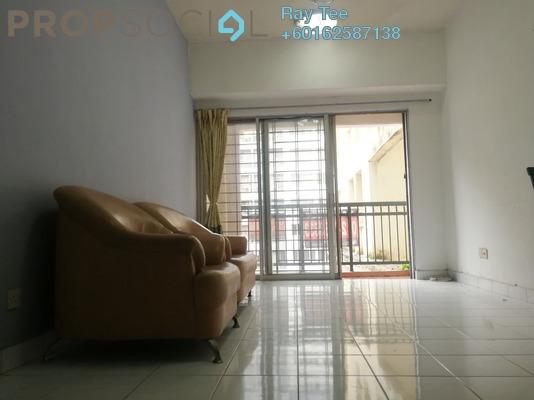 Condominium For Rent in Taman Serdang Perdana, Seri Kembangan Freehold Semi Furnished 3R/2B 1.1k