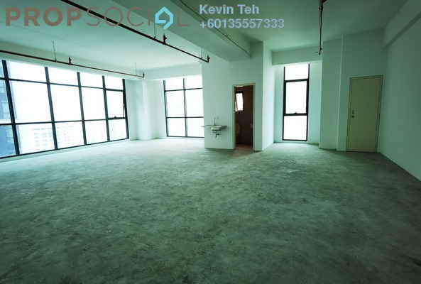Office For Rent in Kiara 163, Mont Kiara Freehold Unfurnished 0R/0B 3.5k