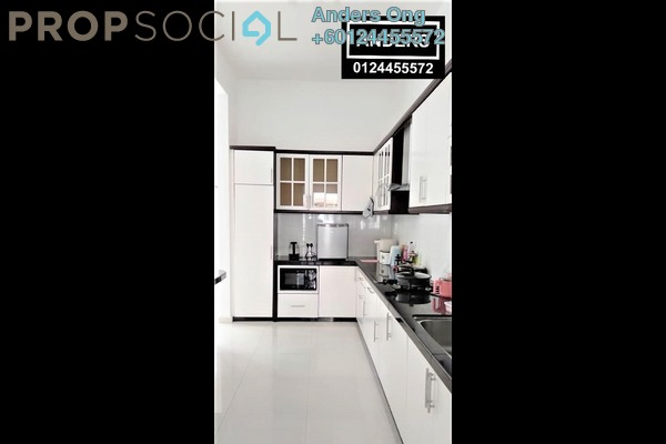 Terrace For Rent in Straits Quay, Seri Tanjung Pinang Freehold Unfurnished 5R/5B 3k