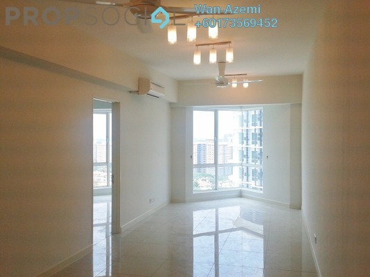 Serviced Residence For Rent in Tiara Mutiara, Old Klang Road Freehold Semi Furnished 2R/2B 1.4k