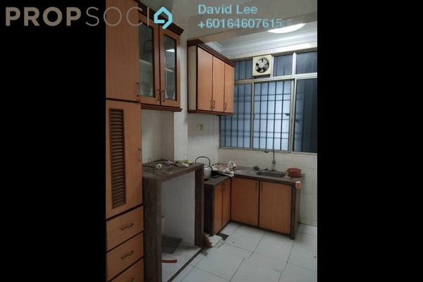 Apartment For Sale in Villa Kejora, Relau Freehold Unfurnished 3R/2B 255k