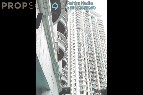 Condominium For Rent in Corinthian, KLCC Freehold Fully Furnished 3R/2B 3.9k