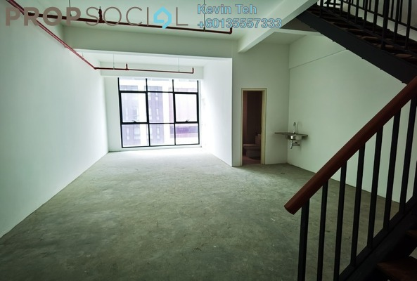 Office For Rent in Kiara 163, Mont Kiara Freehold Unfurnished 0R/2B 3.5k