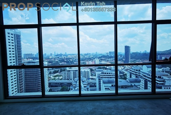 Office For Rent in Kiara 163, Mont Kiara Freehold Unfurnished 0R/1B 2.5k