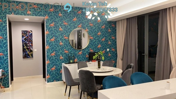 Condominium For Rent in Agile Mont Kiara, Dutamas Freehold Fully Furnished 3R/3B 5.8k