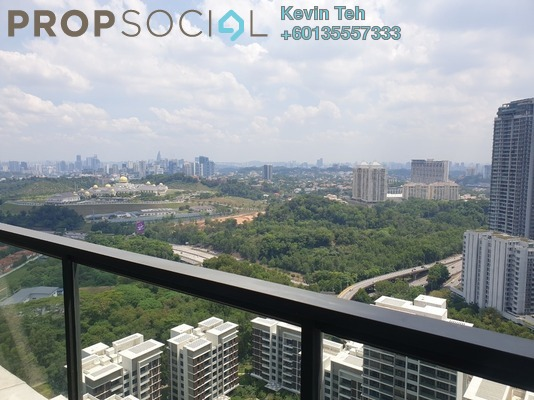 Condominium For Sale in Agile Mont Kiara, Dutamas Freehold Semi Furnished 4R/3B 1.85m