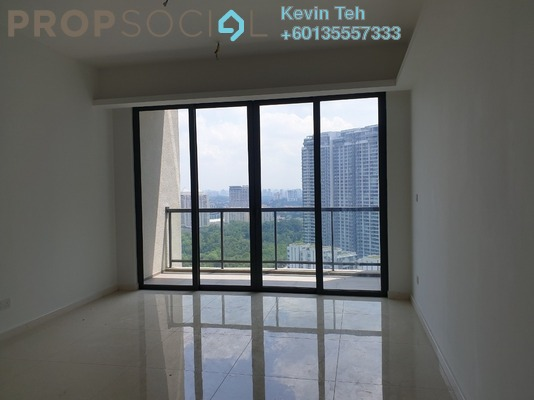 Condominium For Sale in Agile Mont Kiara, Dutamas Freehold Semi Furnished 3R/2B 1.3m