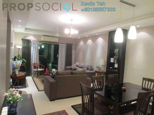 Condominium For Sale in Changkat View, Dutamas Freehold Fully Furnished 3R/2B 520k