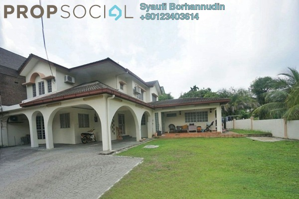 Semi-Detached For Sale in Section 9, Shah Alam Freehold Unfurnished 5R/4B 1.6m
