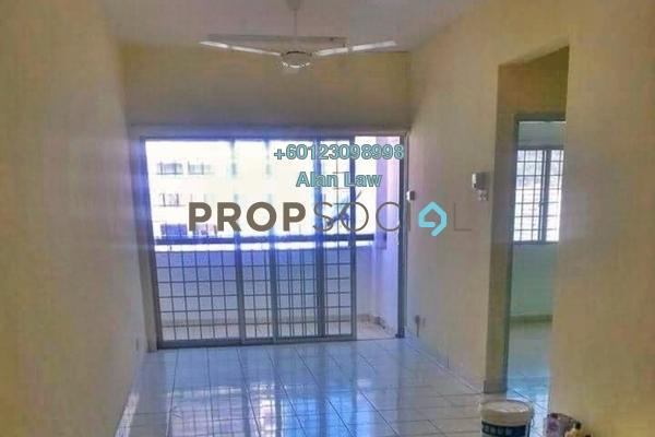 Apartment For Rent in Suria KiPark Damansara, Kepong Freehold Unfurnished 3R/2B 1k