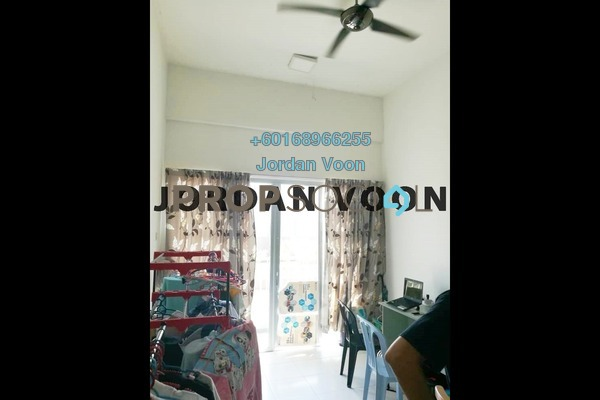 Condominium For Rent in The Golden Triangle, Relau Freehold Unfurnished 3R/2B 1k