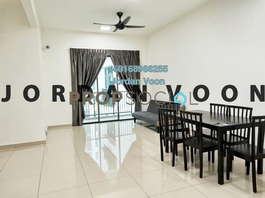Condominium For Rent in Ideal Vision Park, Sungai Ara Freehold Fully Furnished 3R/2B 1.3k
