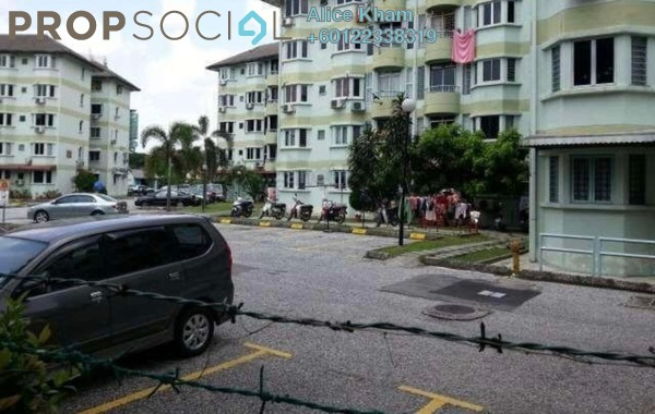 Apartment For Sale in Taman Sri Sentosa, Old Klang Road Freehold Unfurnished 3R/2B 230k