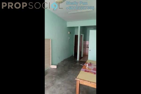 Apartment For Sale in Sri Dahlia Apartment, Bandar Puteri Puchong Freehold Semi Furnished 3R/2B 183k