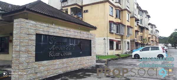 Apartment For Sale in Bukit Sentosa 1, Bukit Beruntung Freehold Unfurnished 3R/2B 110k