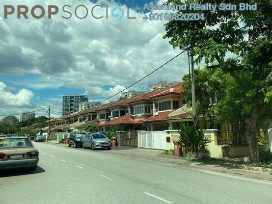 Terrace For Sale in BU1, Bandar Utama Freehold Fully Furnished 4R/3B 1.26m