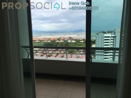 Condominium For Rent in Fettes Residences, Tanjung Tokong Freehold Fully Furnished 4R/4B 4k