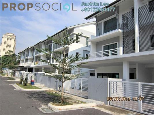 Terrace For Sale in Impiana Sentul Bahagia, Sentul Freehold Semi Furnished 5R/4B 972k