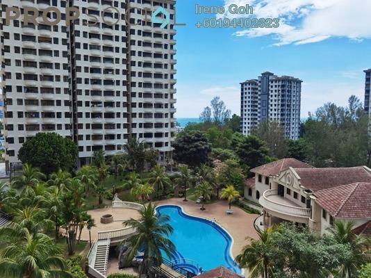 Condominium For Sale in Eden Seaview, Batu Ferringhi Freehold Fully Furnished 3R/2B 480k