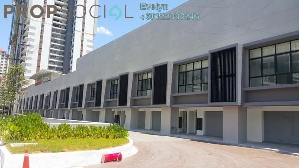 Office For Rent in Glomac Centro, Bandar Utama Freehold Semi Furnished 0R/2B 1.6k