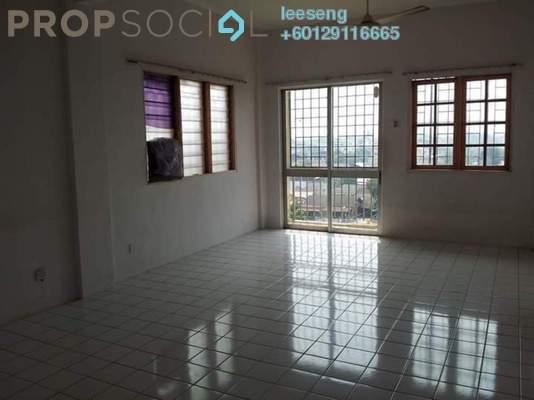 Apartment For Sale in Klang Villa Apartment, Port Klang Leasehold Unfurnished 3R/2B 118k